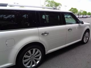 Ford Flex Limited In Huntersville Nc Huntersville Ford